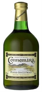 Connemara Irish Whiskey Peated Single Malt 750ml